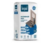 Самонивелир. пол Бергауф Boden Medium 25 кг (56)