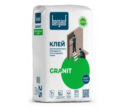 БЕРГАУФ Клей плиточный GRANIT 25кг