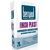 "Шпаклевка Бергауф ""Finish Plast"" полимер. 20 кг"