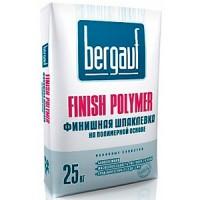 """Шпаклевка Бергауф """"Finish Polimer"""" полимер. 25 кг"""