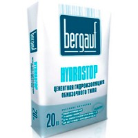Гидроизоляция цементная Бергауф Hydrostop, 20 кг