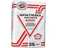 ЮНИС Шпаклевка гипсовая БЛИК 18кг (48)
