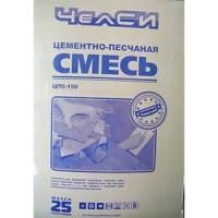 Цементно песчаная смесь - М150 (ЦПС-150) 25кг (56)