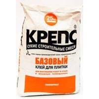 КРЕПС Клей для кафеля БАЗОВЫЙ 25 кг