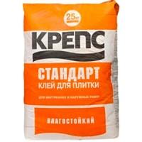 КРЕПС Клей для кафеля СТАНДАРТ 25 кг