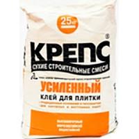КРЕПС Клей для кафеля УСИЛЕННЫЙ 25 кг
