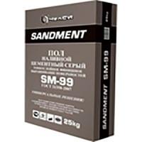 Наливной пол финишный SANDMENT SM-99 2-10мм 25кг (56)